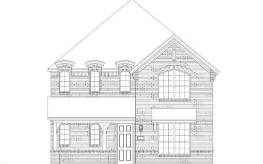 American Legend Homes The Grove Frisco - 40s subdivision 8083 Splitbeard Road Frisco TX 75035