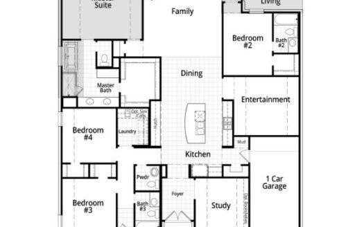 Highland Homes Stone Creek subdivision 538 Fair Drive Rockwall TX 75087