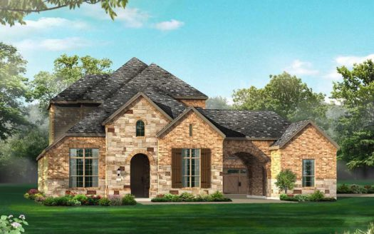 Highland Homes M3 Ranch: 80ft. lots subdivision 1309 Limestone Ridge Rd. Mansfield TX 76084