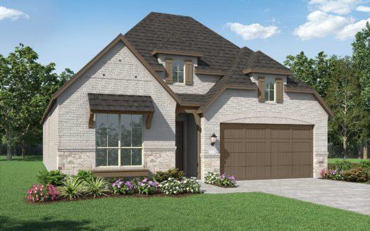 Highland Homes Liberty: Artisan Series - 50ft. lots subdivision 3008 Armstrong Avenue Melissa TX 75454