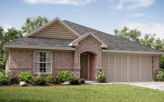 Lennar Aspen Meadows subdivision 11416 Aspen Meadows Court Aubrey TX 76227