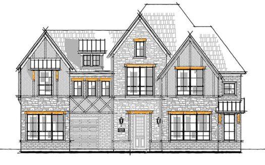 Grand Homes Wilmeth Ridge subdivision 2612 Bucer Court McKinney TX 75071
