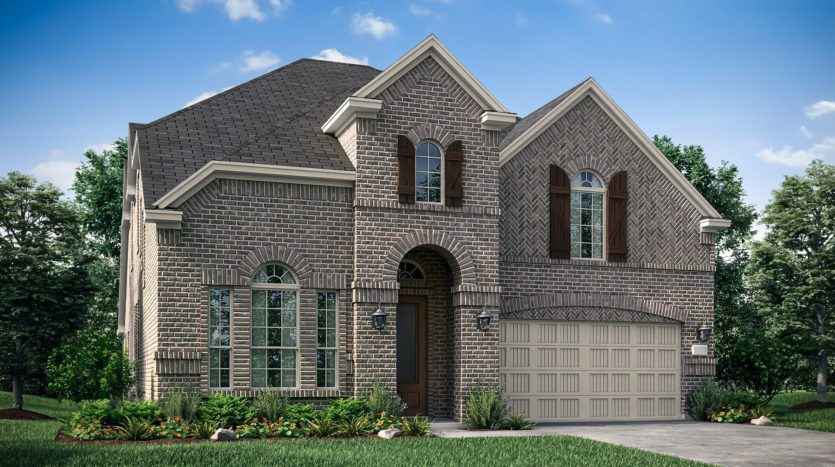 Village Builders Waterbrook 50' subdivision 738 Waterbrook Pkwy Argyle TX 76226