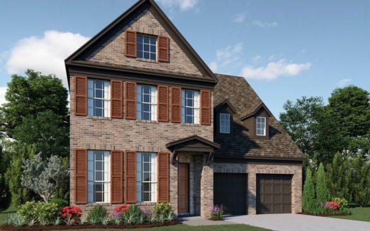 Ashton Woods University Place subdivision 8238 Copper Way Dallas TX 75252