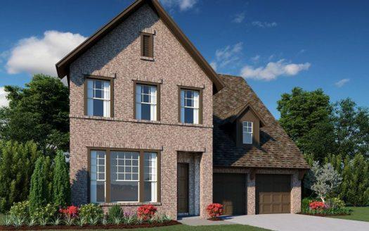 Ashton Woods University Place subdivision 8175 Mary Curran Court Dallas TX 75252