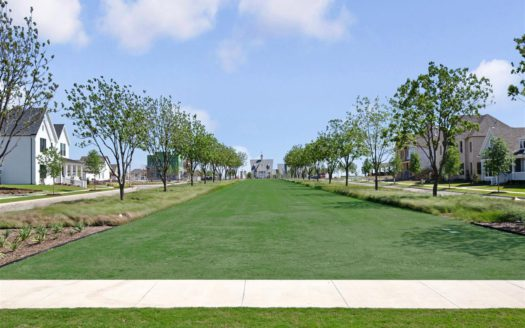 Ashton Woods Pecan Square subdivision 2312 Elm Place Northlake TX 76247