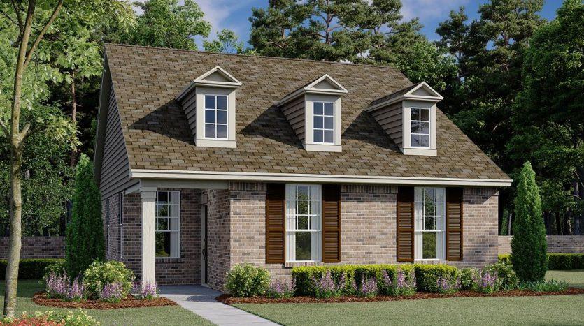 Ashton Woods Pecan Square subdivision 2541 Elm Pl Northlake TX 76247