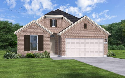 Coventry Homes The Ridge subdivision 1004 Huckleberry St Northlake TX 76226