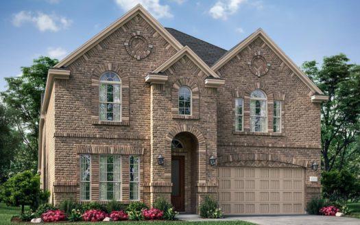 Village Builders Frisco Springs Lakeside subdivision 9574 Christ Church Lane Frisco TX 75033