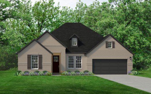 UnionMain Homes Park Trails subdivision 456 Bonham Dr. Forney TX 75126