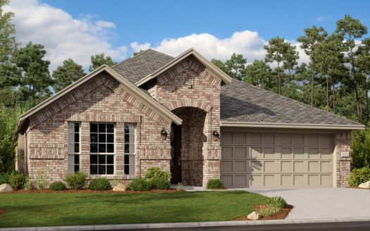 Lennar Lakewood Hills East & West subdivision 3252 Lakewood Hills Drive Lewisville TX 75056