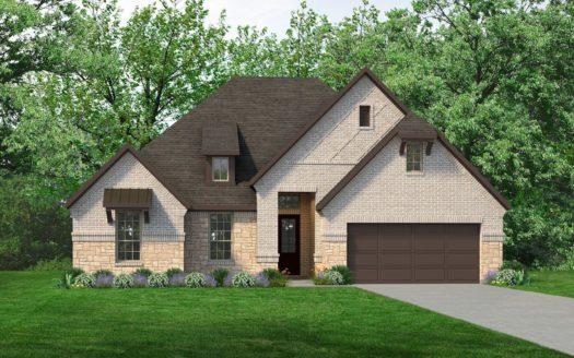 UnionMain Homes Park Trails subdivision 205 Chesapeake Dr. Forney TX 75126