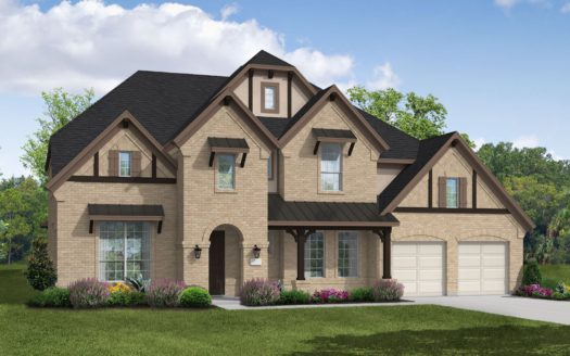 Coventry Homes Waterbrook subdivision 286 Waters Edge Dr Argyle TX 76226